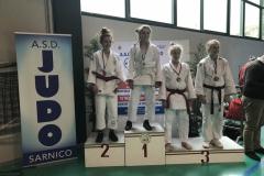 Sarnico podio 52kg EsB