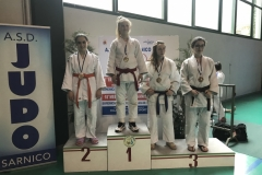 Sarnico podio 57kg EsB