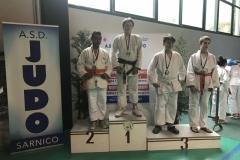 Sarnico podio 60kg EsA