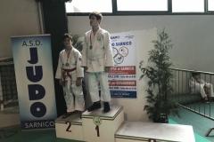 Sarnico podio 66kg EsB