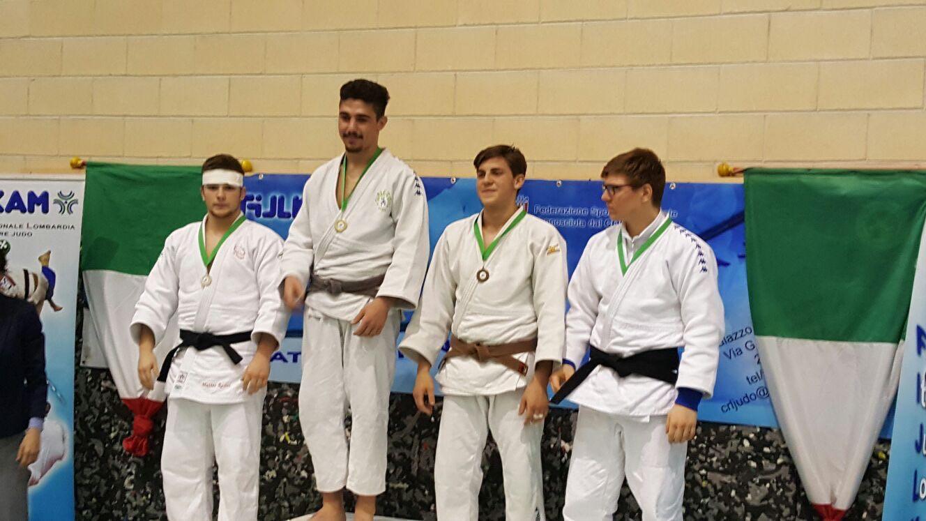 Fase regionale di qualificazione ai campionati Italiani 2017 Junior -81 kg