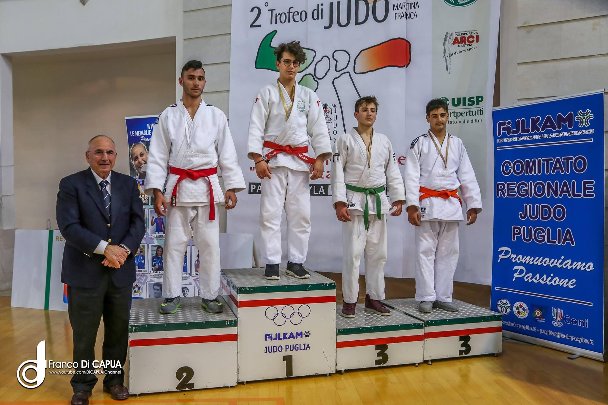 2017 trofeo Martina Franca 1