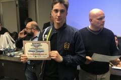 premiazione FIJLKAM Lombardia 2