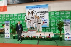 Trofeo VVeneto podio Anani